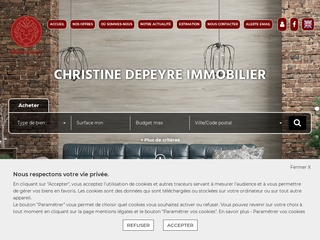 Depeyre Immobilier