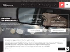 Groupe Park Avenue - Mannuaire.net