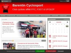 BARENTIN CYCLOSPORT