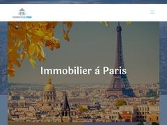 Immobilier à Paris : Achat, vente et location - Mannuaire.net
