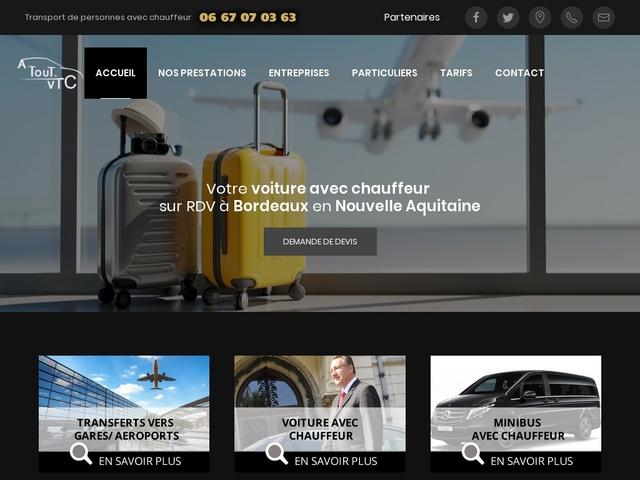 Atout VTC Bordeaux