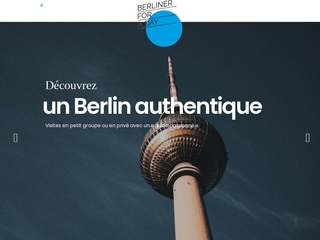 Berliner for a Day : Découvrir Berlin autrement