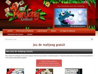 mahjong gratuit, jouer au mahjong en ligne
