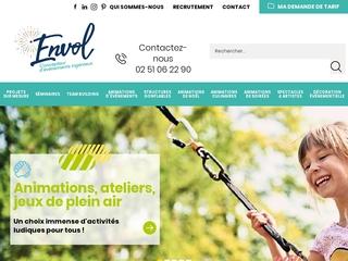 ENVOL : Agence événementielle en Vendée