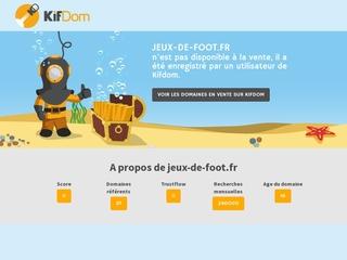 Jeux de sports : football