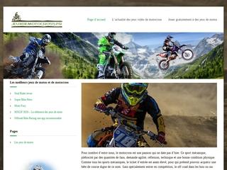 Jeux Moto Cross, gratuit !