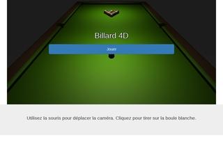 Billard - Jeux Gratuits