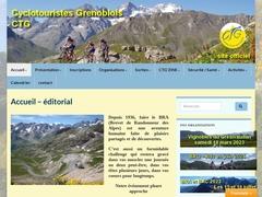 Cyclotouristes grenoblois CTG