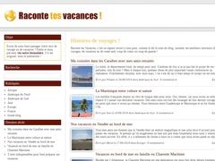 Raconter ses souvenirs de vacances et les publier sur le net