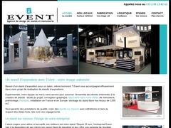 Un stand sur mesure avec Event-Expo