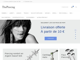 Le piercing : reflechissez avant d'agir