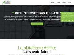 Aplinet - Mannuaire.net