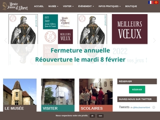 L'association Musée Jeanne d'Albret. Histoire du protestantisme béarnais gère le musée de même nom qui est installé dans la maison de Jeanne d'Albret, classée monument historique.