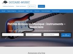 Détails : Occase-Music