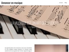 Détails : Annonces musiciens