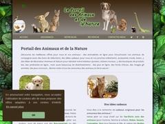Portail des Animaux et de la Nature