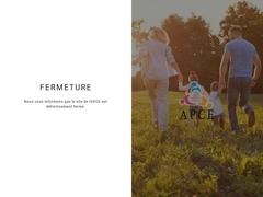 Détails : APCE/afccc - Association fédérale Pour le Couple et l'Enfant - Site de conseil conjugal, thérapie de