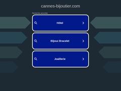 Mathieu bijoux Cannes