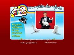 Détails : Artiste magicien