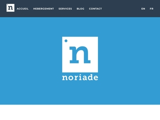 Noriade : Hébergement web professionnel