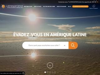 Latinexperience : Voyages sur-mesure vers l'Amérique Latine et les Caraïbes