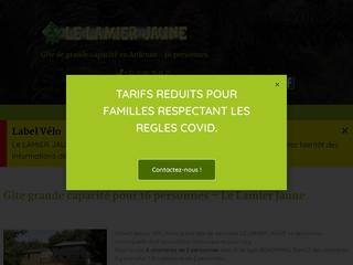 Gîte pour classe verte en Ardennes