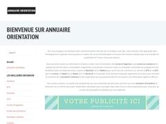Annuaire orientation - Mannuaire.net