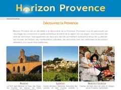 Détails : Horizon Provence reportages crèches de Noël