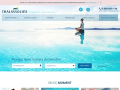 Thalasso en France: centre thalassotherapie ou spa