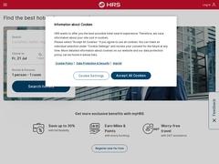 Détails : HRS a Hôtel Réservation Service ltd