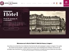 Détails : Hotel de France 3 étoiles Angers