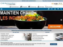 CHR Restauration : équipement matériel restaurant - Mannuaire.net
