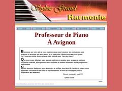 Cours de piano à Avignon - Mannuaire.net