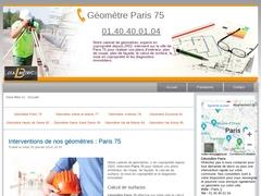 Geometre Paris - Mannuaire.net
