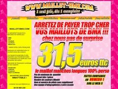 Maillot-bmx.com - Maillots de BMX, VTT et Cyclisme au meilleur rapport qualité prix en France!
