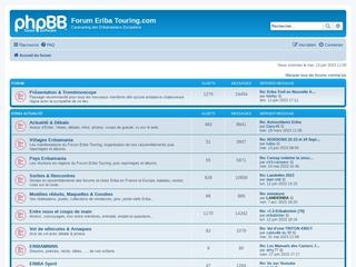Forum Eriba Touring.com
