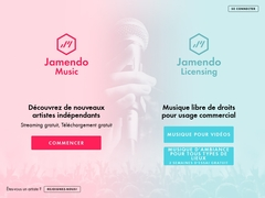 Jamendo - Musique en téléchargement gratuit