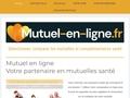 mutuel-en-ligne.fr - Comparez mutuelles et complém