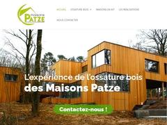 Maisons Patze: maisons à ossature bois en Belgique - Mannuaire.net