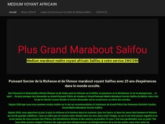 Plus Grand Marabout Salifou