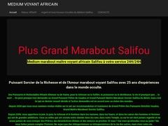 Plus Grand Marabout Salifou - Mannuaire.net