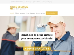 Devis pour châssis portes et fenêtres en Belgique