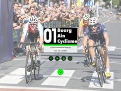 BOURG EN BRESSE AIN CYCLISME