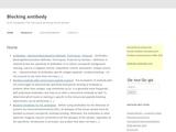 www.blockantibody.com