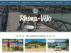 Location vélo - Seyssel 74 - Sur la VIA RHONA