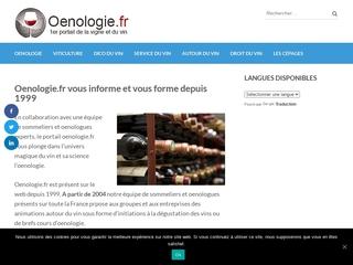 Lyon développe ses cours d'oenologie