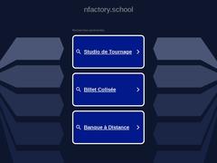 NFactory - Incubateur de startups normand - Mannuaire.net