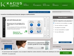 Kacius Capital - Mannuaire.net