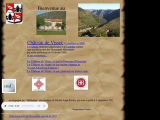 Bienvenue à Vissec