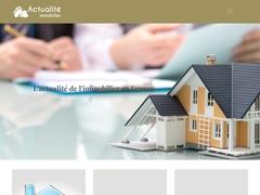 Actualité immobilière : patrimoine et marché